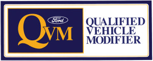 Ford Qualified Vehicle Modifier
